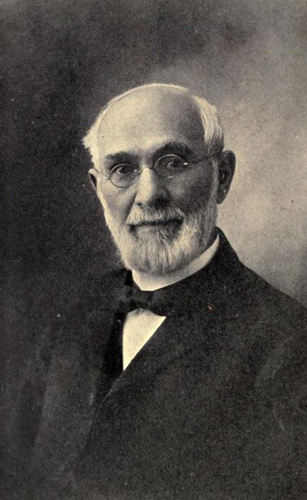 Allen Jay. Image from Autobiography of Allen Jay, born 1831, died 1910 ([c1910]).