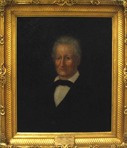 Andrew Joyner. Image courtesy of the NC Museum of History.