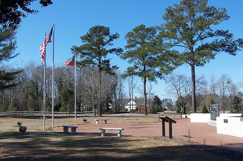 """First Battle of Kinston Battlefield Park."""