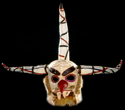 Ku Klux Klan mask from the Reconstruction Era - North Carolina Museum of History