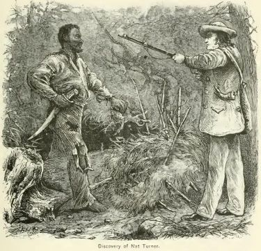 William Henry Shelton, Discovery of Nat Turner. c. 1831–76.
