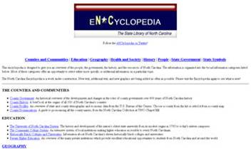 eNCyclopedia screenshot