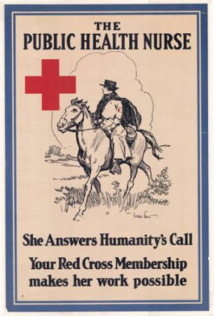 Public health nurse poster