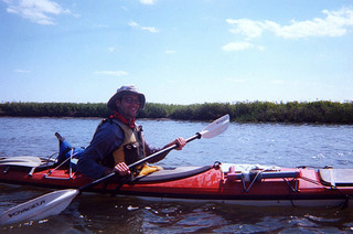 Outward Bound trip in the Outer Banks. Image courtesy of Flickr user bikesandwhich.