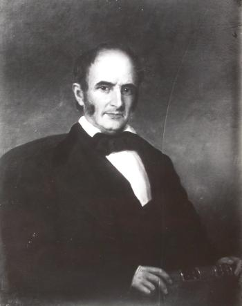Richmond Pearson, judge, established the Richmond Hill Law School. Image courtesy of North Carolina State Archives.