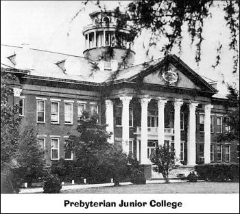 """Presbyterian Junior College."""