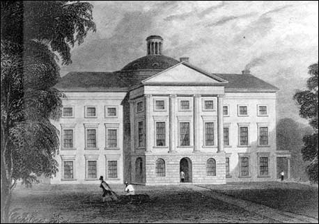 Former Raleigh State House, 1831