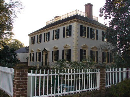 John Wright Stanly house, New Bern, NC