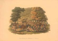 Methodist camp meeting, March 1, 1819
