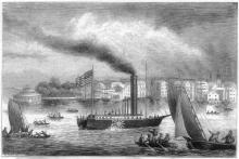 North River Steamboat
