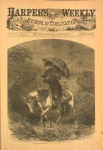 Circuit rider from Harper's Weekly