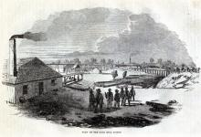 View of the Gold Hill works