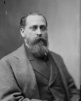 Alfred Moore Waddell. Image courtesy of Library of Congress.
