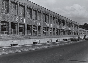 White Furniture Company factory, Mebane, North Carolina