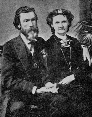 """Sarah J. Whittlesy and her brother Oscar (1825-1896)."""