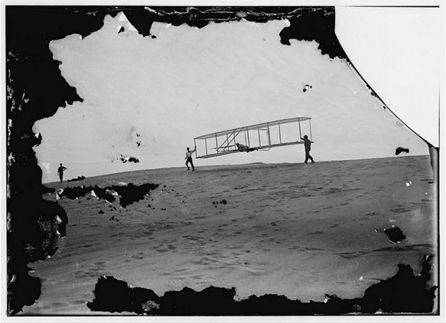 Wright Brothers - First in Flight
