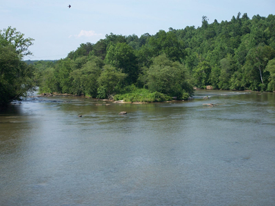 dee basin pee river
