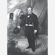 Portrait of President Zachary Taylor by William Garl Browne. Image courtesy of National Portrait Gallery.